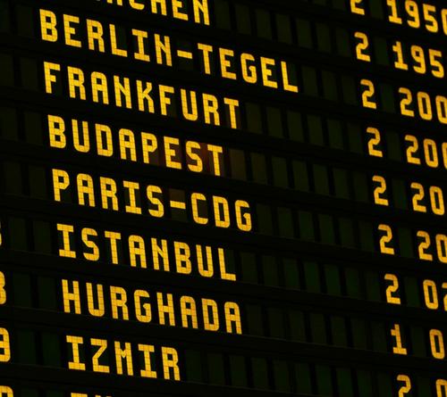 Vliegveld Duitsland